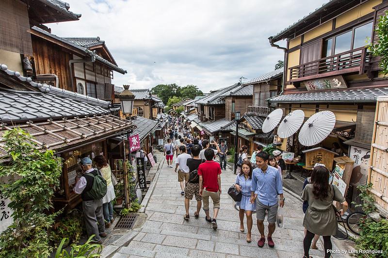 Calles Sannenzaka y Ninenzaka de Kioto-45