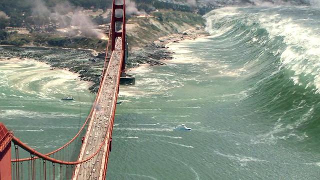 tsunami san andreas