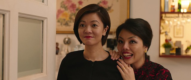 michelle chong audrey luo