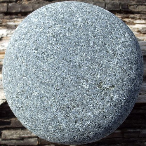 rock squared circle  The roundest rock I could find at the   Flickr