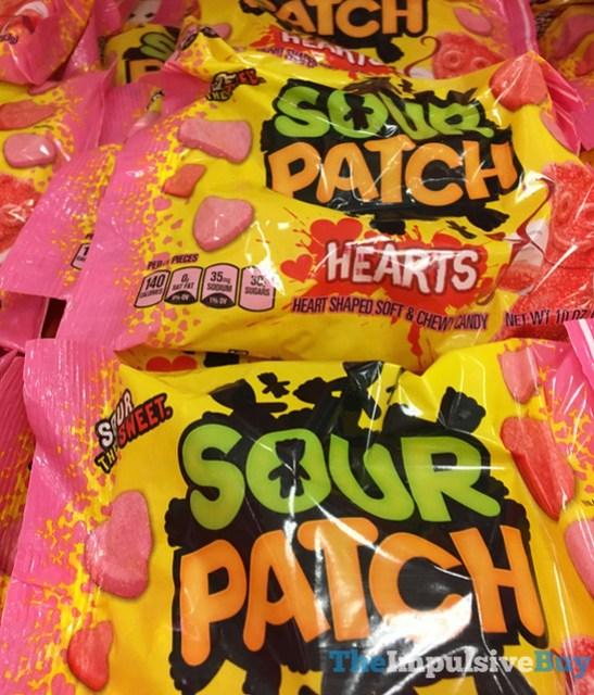 Sour Patch Hearts