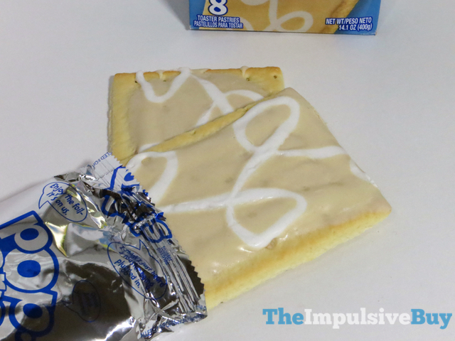 Limited Edition Dunkin' Donuts Frosted Vanilla Latte Pop-Tarts 4