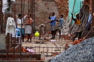 Indien India Pondicherry Puducherry Blog (8)