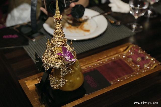 OSHA,曼谷,曼谷美食,泰國,泰式料理,美食,調酒 @VIVIYU小世界