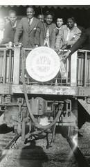 Rev. Jernigan with BYPU youth: 1943