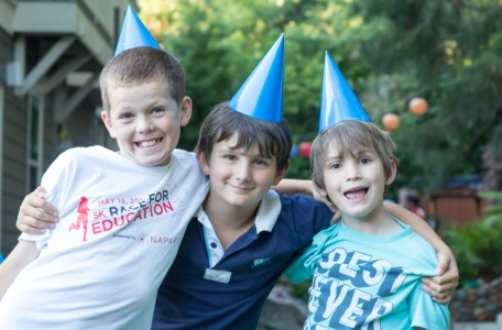 Birthday Boys