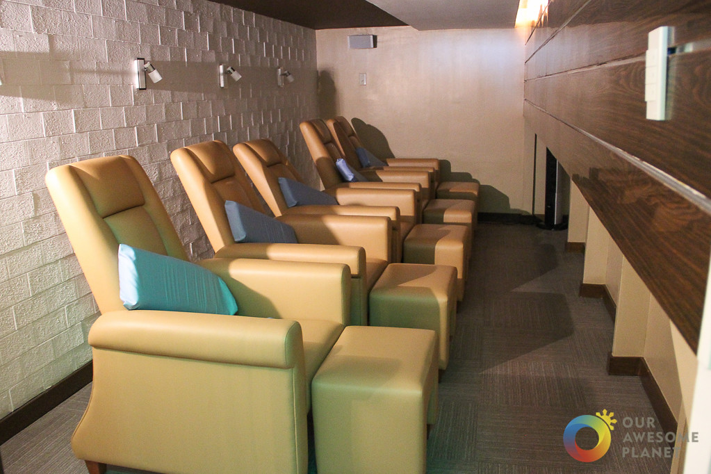 The Wings Transit Lounge