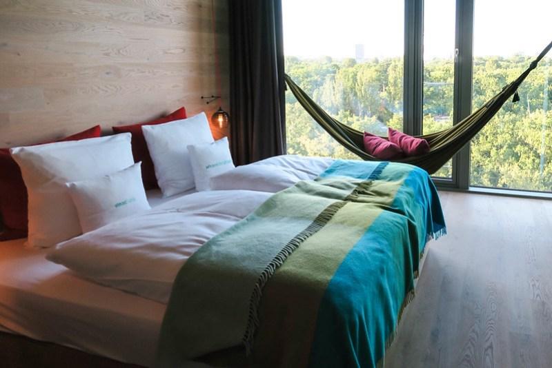 25hour hotel bikini jungle room