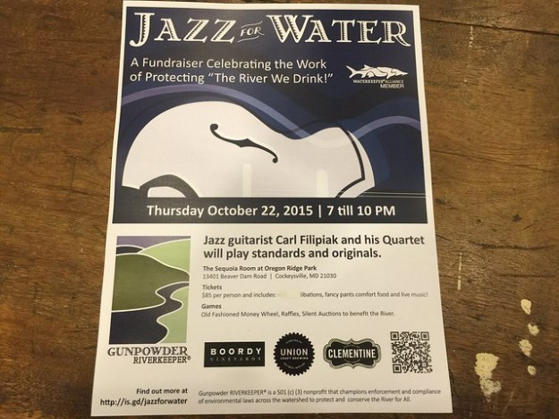 Jazz for Water