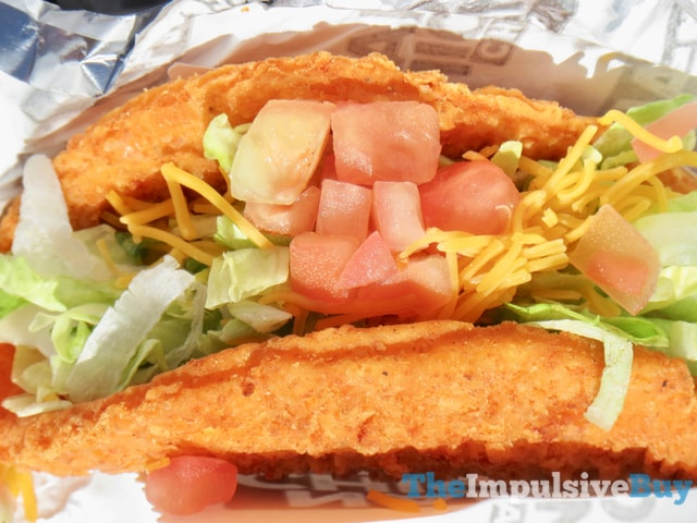 Taco Bell Naked Chicken Chalupa 3