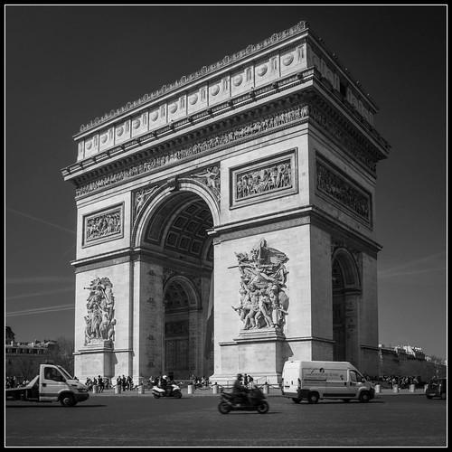 Arc de Triomphe de l'toile