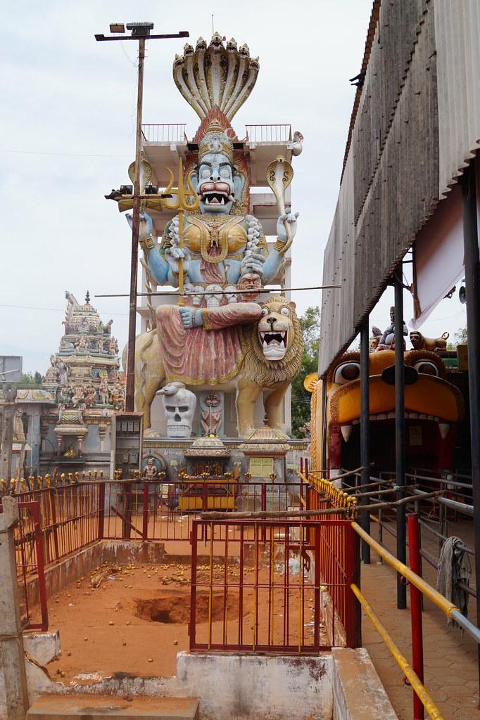 Indien India Pondicherry Puducherry Blog (12)