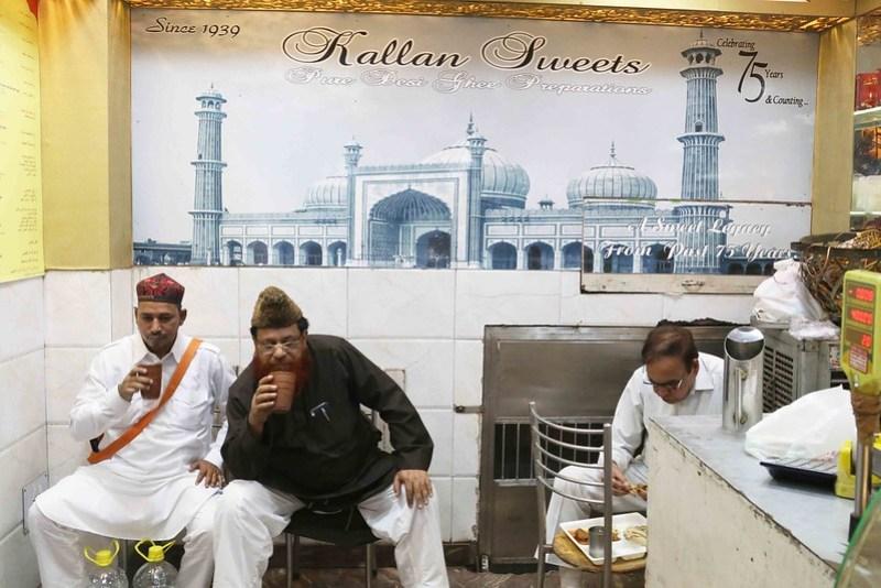 City Hangout - Ramzan Nights, Matia Mahal Bazaar