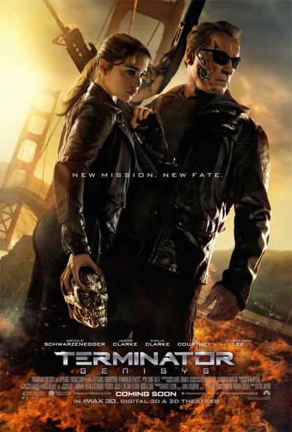 Terminator Génesis - Estreno  de cine destacado