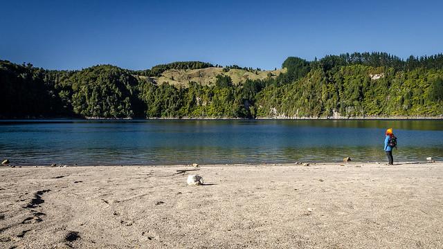Lake Rotokawau