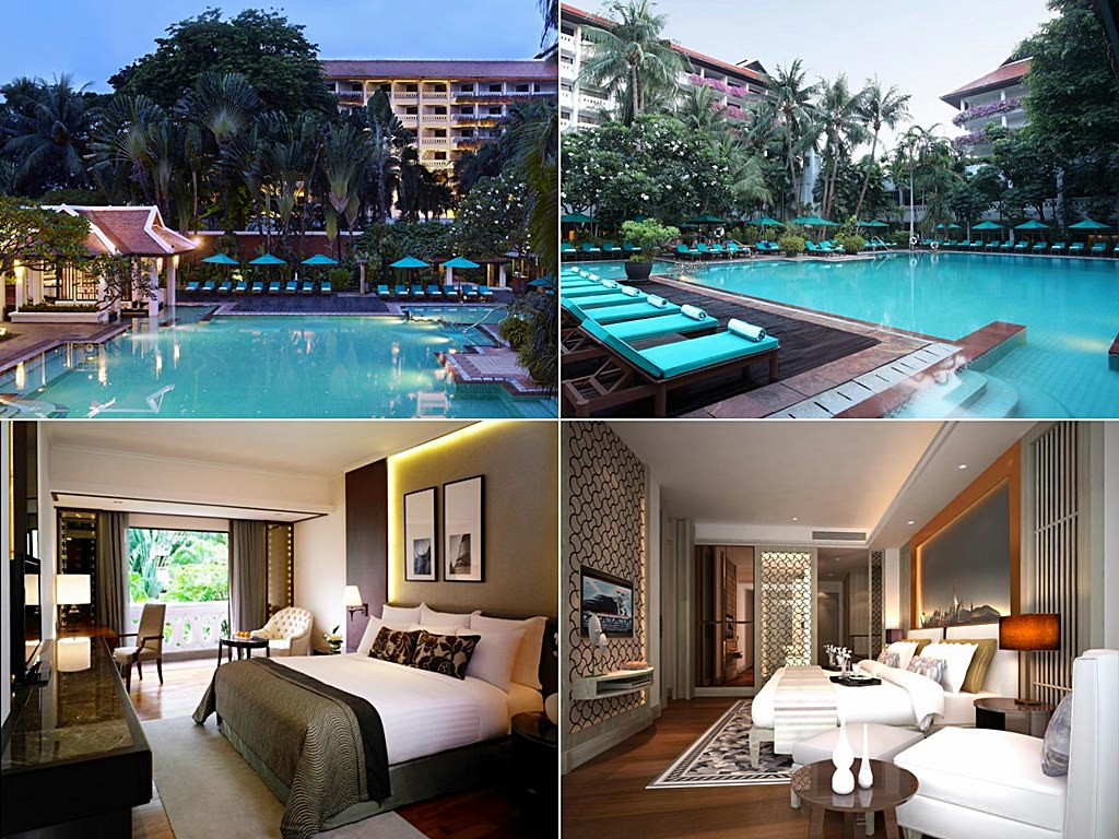 Anantara Bangkok Riverside Resort and Spa 2