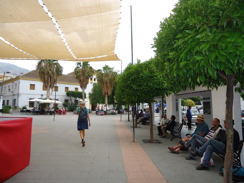 Plaza de la Alpujarra