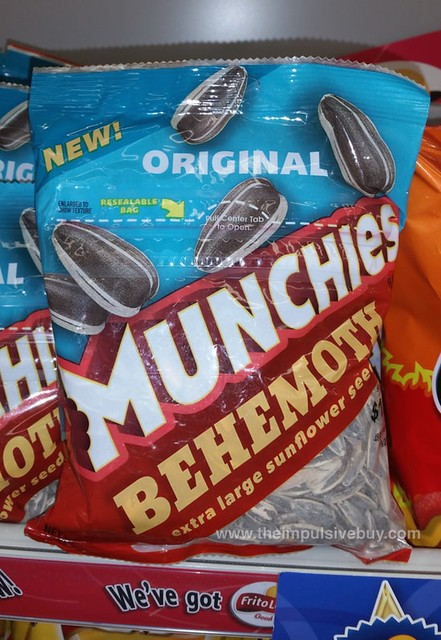 Munchies Behemoth Extra Large Sunflower Seeds