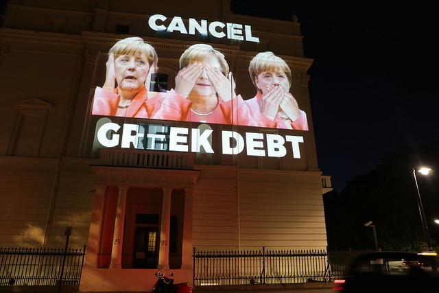 Cancel Greek Debt