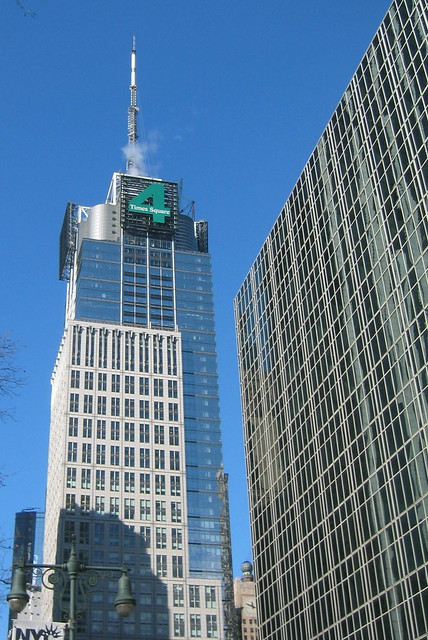 NYC  Times Square Cond Nast Building  Flickr  Photo