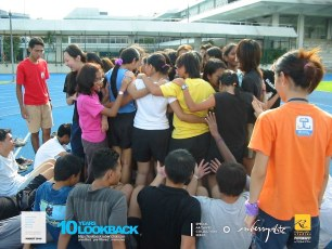 16062003 - FOC.Official.Camp.2003.Dae.1 - Persianz.Playin.Mass.IceBreaker - Pic 12