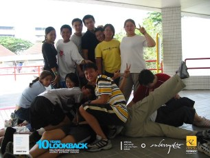 16062003 - FOC.Official.Camp.2003.Dae.1 - Persianz.Playin.IceBreakers - Pic 11