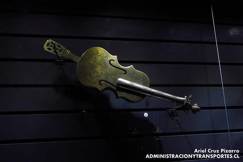 Museo Sewell - Candado