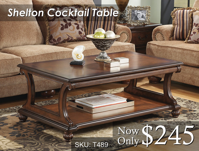 Shelton Cocktail Table