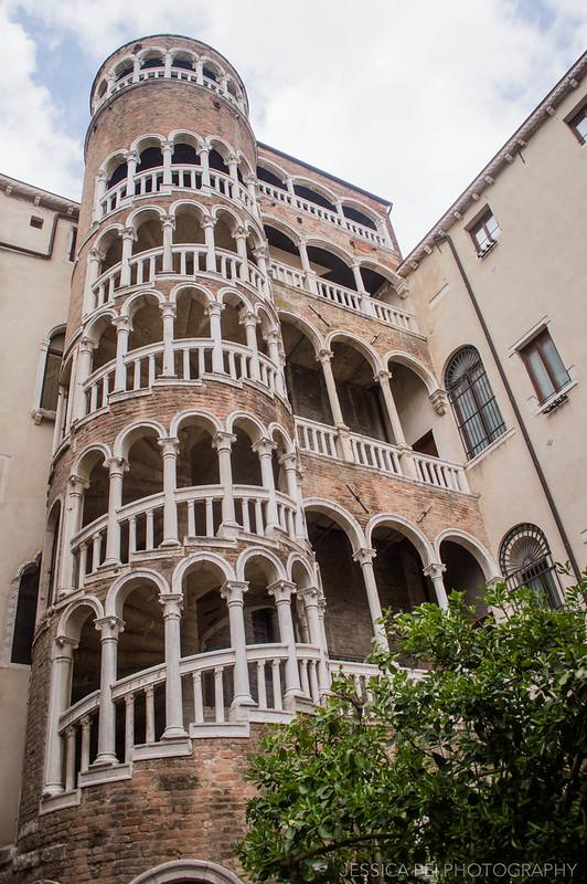 Spiral Staircase Venice