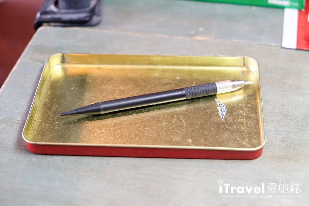 东京手作课程 喷砂玻璃工艺体验 20-1