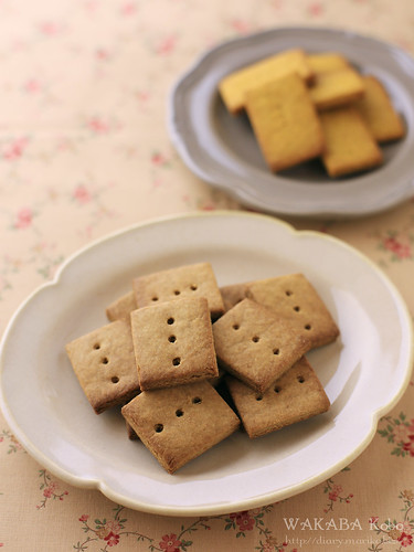 きなこクッキー 20150626-IMG_4061