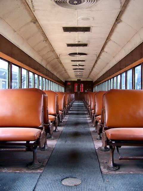 Train Interior Flickr Photo Sharing