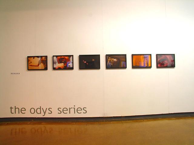 the odys series (prints)