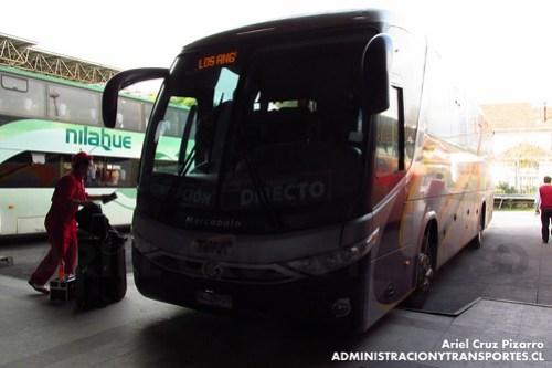 Buses TJM - Concepción - Marcopolo Viaggio 1050 / Mercedes Benz (GLZH19)