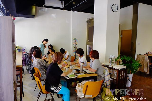 20029709341 64e9ebc018 z - 小巧簡約低調小店「餐廳日」,早午餐走健康系路線~份量稍稍迷你喔! (已歇業)