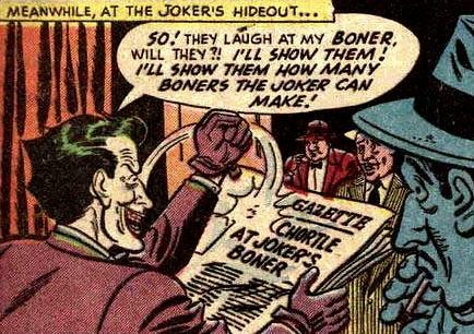 Chortle At Joker's Boner