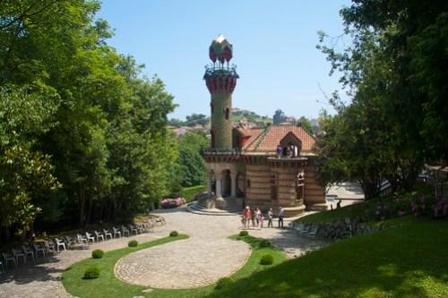 Capricho de Gaudí - Comillas