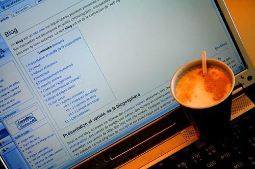 Latte blog...