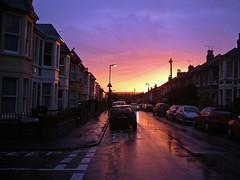 Bristol sunrise