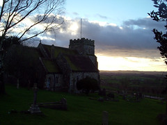 Kington Magna church