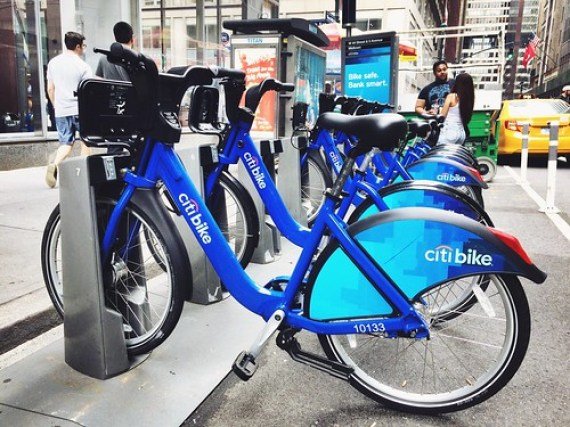 New Citi Bike