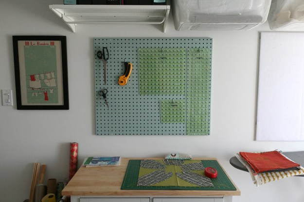 Sewing Room Updates