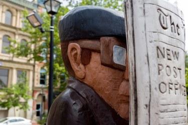 John Hooper Scultpures - Saint John, New Brunswick