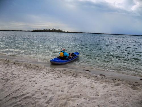 Inflatable Kayak Launch-17