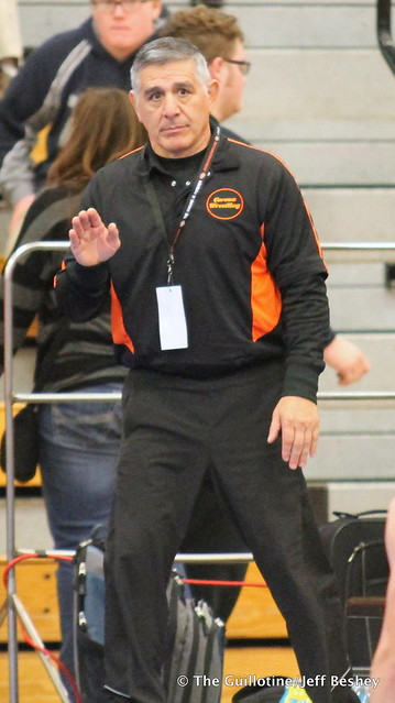 Corona Del Sol Coach Jim Martinez
