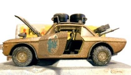 07 Polistil Lancia Fulvia raid