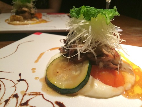 究極の肉じゃが ロッシーニ仕立て@二平 赤坂一ツ木通り