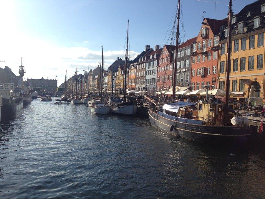 Copenhagen (from the Little Scandinavian Diary)