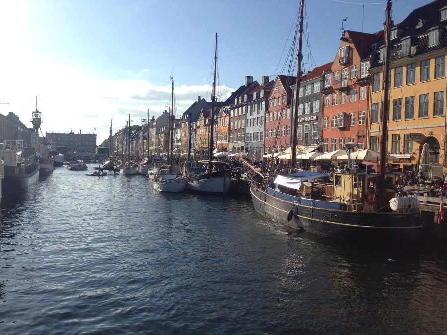 Copenhagen (from the Little Scandinavian Diary)
