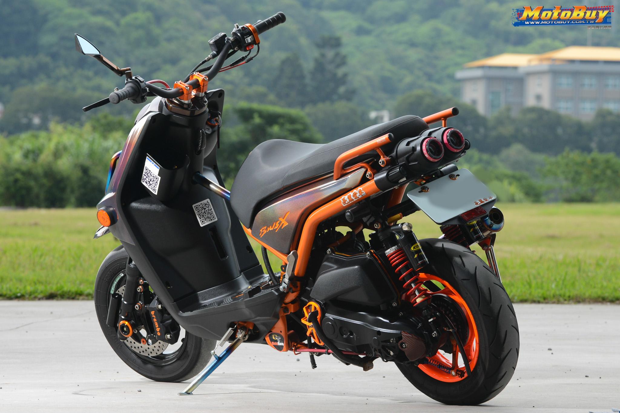 [夯車分享]亮麗滑胎風 YAMAHA BWS 125 | MotoBuy